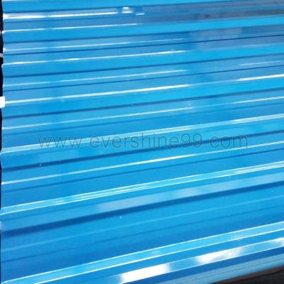 Colored Steel Roofing Sheet